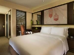 Eaton Hotel Kowloon Deluxe Room