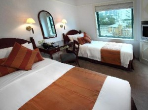 Eaton Hotel Kowloon Superior Room