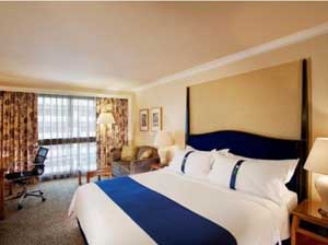 Double Room at the Holiday Inn Golden Mile
