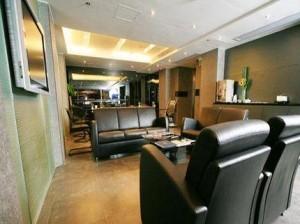 The Hotel Benito Lounge Area