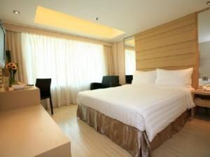 Luxury Room at Hotel Benito Kowloon