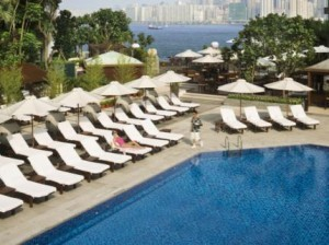 InterContinental Hong Kong Swimming Pool