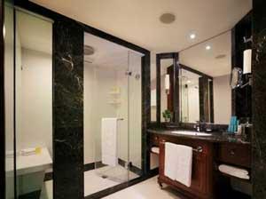 A Bathroom in the Kowloon Shangri-La
