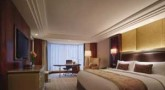 A Kowloon Shangri-La Deluxe Room