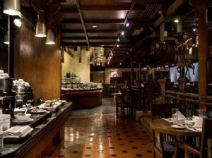 Restaurant at the Marco Polo Prince