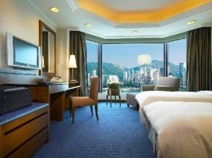Hotel Nikko Kowloon Deluxe Room