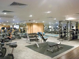 The Novotel Nathan Road Fitness Room