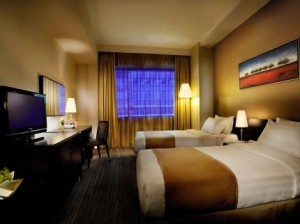 Deluxe Room at the Park Hotel TST