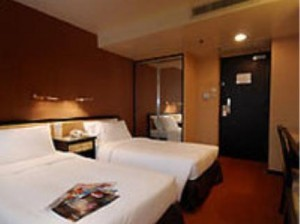 Ramada Hotel Double Room