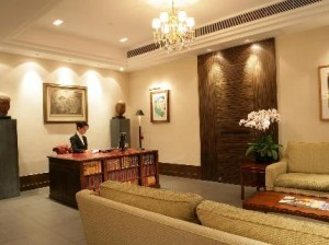 The Minden Kowloon Hotel Lobby