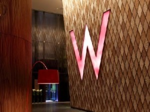 The W Hong Kong Hotel Kowloon